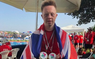Billy wins seven more gold medals